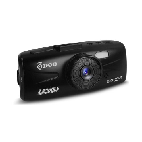DOD LS300W Car Dashboard Camera Full HD 1080p Advanced Super Night Vision 2.7 Inch LCD 140 Degree Lens G-sensor Motion Detection