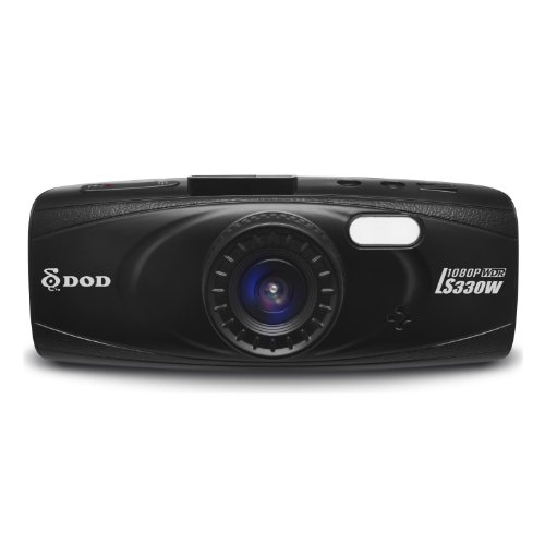 DOD LS330W Car DVR Recorder with Advanced WDR Super Night Vision