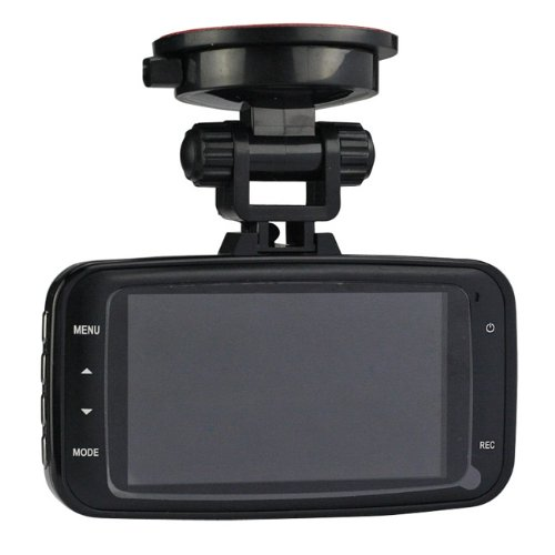 GS8000 HD 1080P Car DVR Car Video Recorder Night Vision Dash Camcorder With GPS