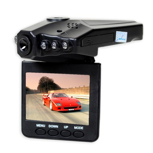 1080P HD 2.5″ Car DVR CCTV Driving Video Recorder Accident Camera Night Vision