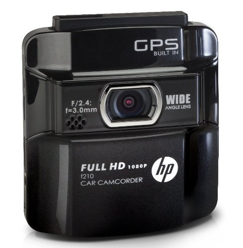 HP F-210 In-Car Camcorder