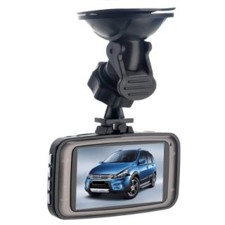 Foxnovo GS8000L 2.7-inch TFT-LCD H.264 FHD 1080P Car DVR Recorder with G-sensor /HDMI /AV-out /Night Vision