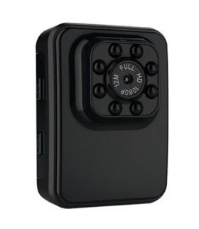 Mini Hidden Camera with Night Vision 12MP Car DVR Motion Detection R3 HD 1080P 30fps Sports Camera For Bicycle Or Car Dashboard