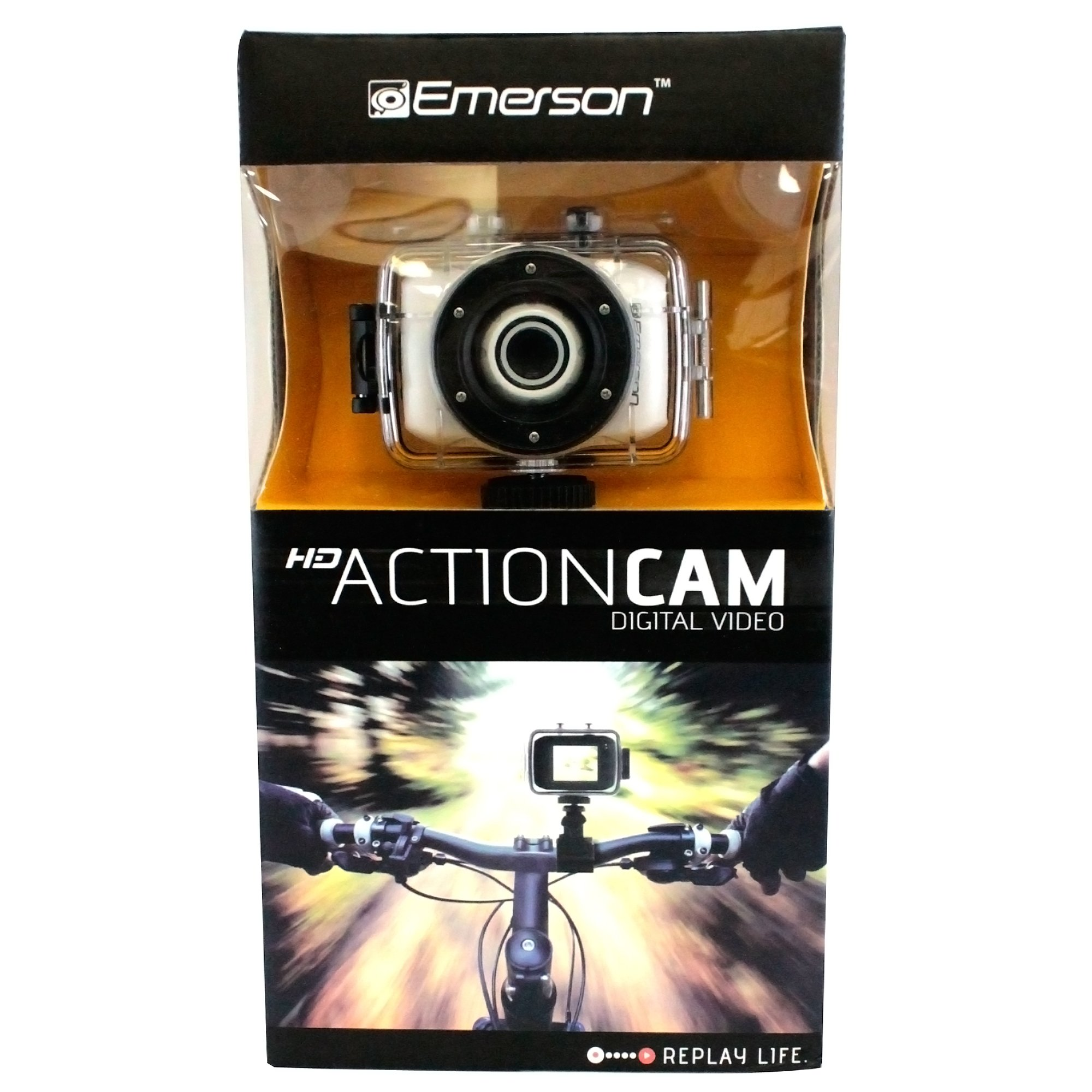 4-in-1 Waterproof 12MP 1080P Full HD Dashcam camera 1080p hd for extreme sports