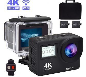 Accfly 4K Waterproof Sports Action Camera