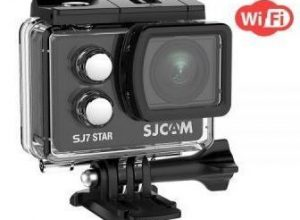 SJCAM SJ7 Star 4K Action Camera WIFI Sports Camera 16MP GYRO image stabilization with 166 Wide-angel 2.0I nch Touch Screen