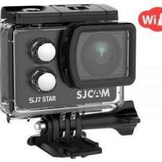 SJCAM SJ7 Star 4K Action Camera WIFI Sports Camera 16MP GYRO image stabilization with 166 Wide-angel 2.0I nch Touch Screen