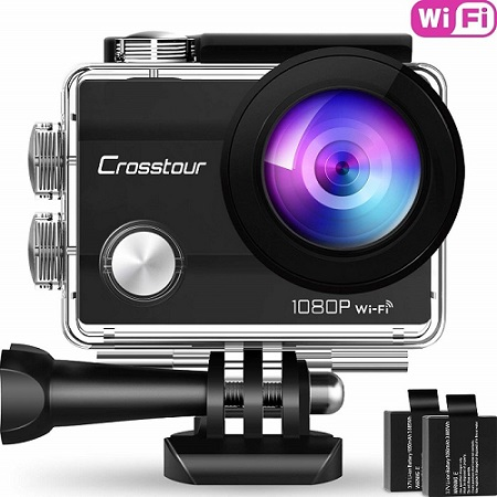 Crosstour CT7000 Action Camera 1080P